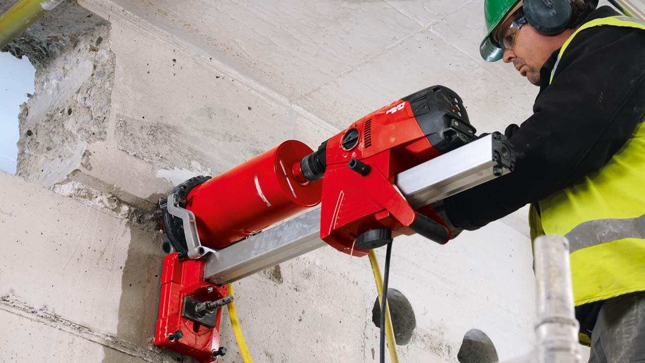 Rcc Core Cutting Ac Holes Plumbing Holes Coimbatore